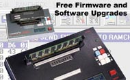 Free firmware and software upgrades